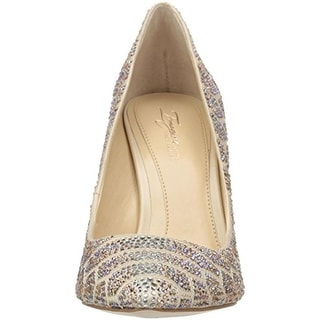 Vince Camuto Womens Embellished Formal Pumps