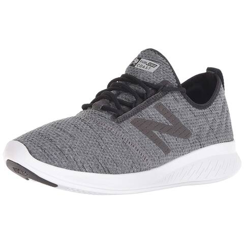 New Balance Womens Coast v4 Low Top Lace Up Running Sneaker