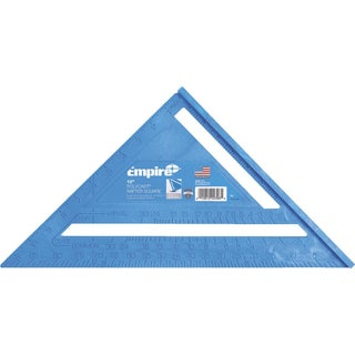 "Empire 12"" Poly Rafter Square"