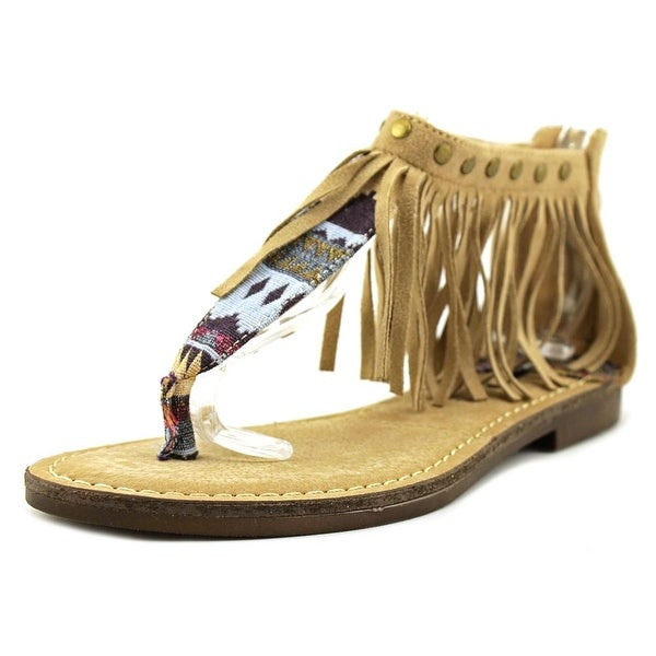 MTNG 53576 Open Toe Synthetic Gladiator Sandal