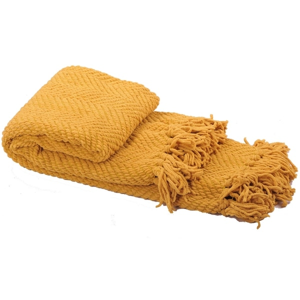 Best Sellers - BOON Knitted Tweed Throw Blanket - 36 Color Options. Opens flyout.