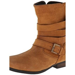 Steve Madden Girls Jbrewzer Booties Leather Ankle