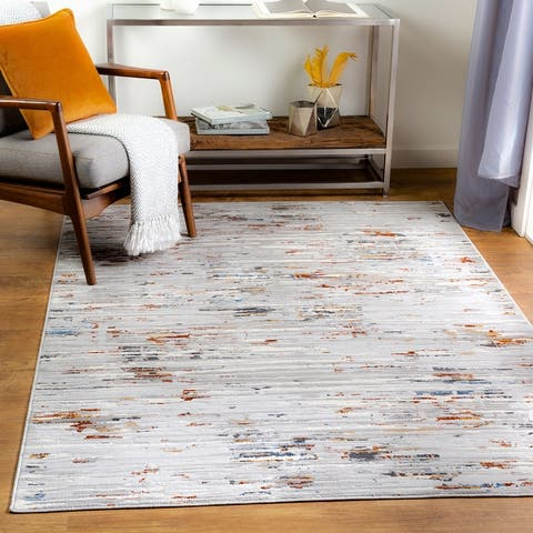 Harbour Modern Abstract Area Rug