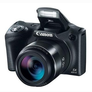 Canon Cameras - 1068C001 - Powershot Sx420 Hs 20Mp Powerful 42X Optical Zoom