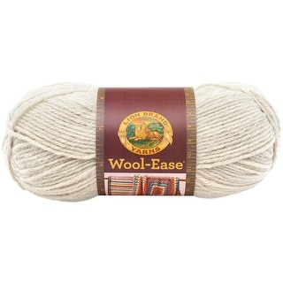 Wool-Ease Yarn -Natural Heather - natural heather