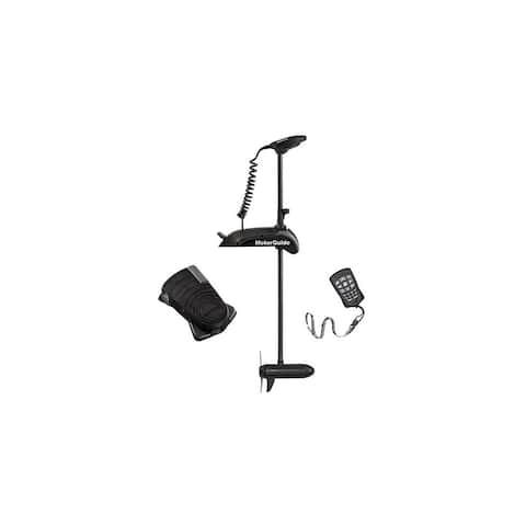 Motorguide 940800210 Xi5 Sonar/GPS Freshwater (55 Lbs. Thrust, 45 Shaft)