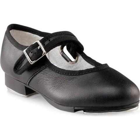 Capezio Dance Girls' Mary Jane 3800C Black