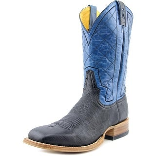 Rod Patrick RPM125 Square Toe Leather Western Boot