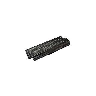 Replacement For Toshiba PA3727U-1BAS Laptop Battery (4400mAh, 10.8v, Li-Ion) - 2 Pack