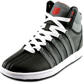 K-Swiss Classic VN MID Round Toe Synthetic Basketball Shoe