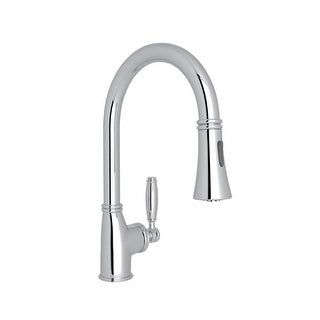 Rohl MB7927LM-2 Michael Berman Pulldown Kitchen Faucet