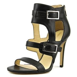 Ivanka Trump Dolanu Women Open Toe Leather Sandals