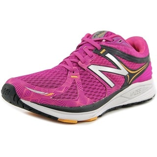 New Balance WPRSM Women Round Toe Synthetic Pink Running Shoe