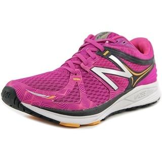 New Balance WPRSM Women Round Toe Synthetic Pink Running Shoe