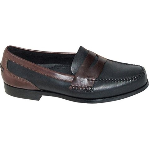 David Spencer Men's Marco Black/Briar Waxy