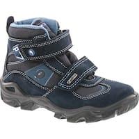 Primigi Boys Kyroo Waterproof Goretex Winter Boots - Navy/Blue