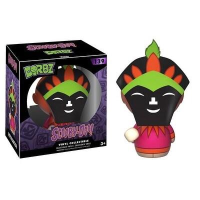 Scooby Doo Funko Dorbz Figure Witch Doctor - multi