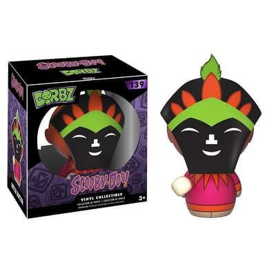 Scooby Doo Funko Dorbz Figure Witch Doctor - multi