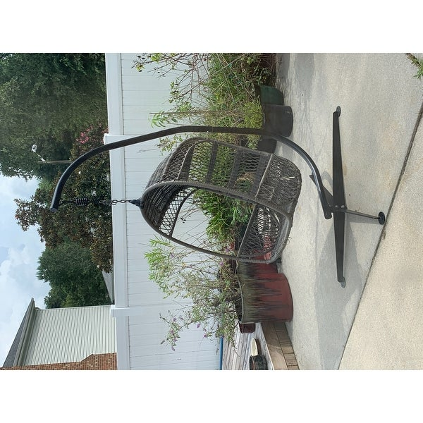 Sorbus Swivel Hammock Stand Chair Frame