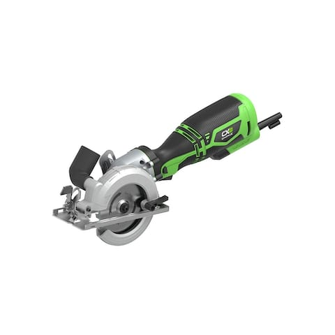 CX Tools Pro CXCCSA1 Compact Circular Saw - Green