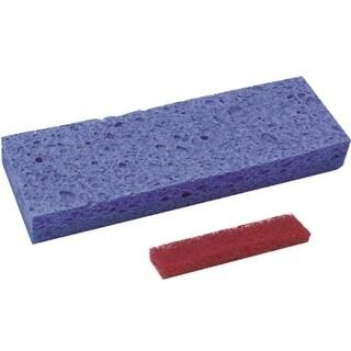 Quickie 0512-6/12 Super Squeeze Sponge Mop Refill