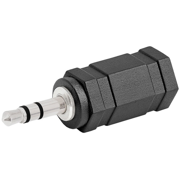 3.5mm Stereo Plug to 2.5mm Mono Jack Adapter