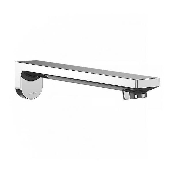 Toto TELS1D1 Libella Single Hole Bathroom Faucet with Micro Sensor and EcoPower (Less Valve) - Polished Chrome