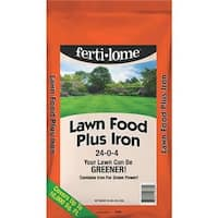 VPG Fertilome 40Lb Lawn Food Plus Iron 10760 Unit: EACH