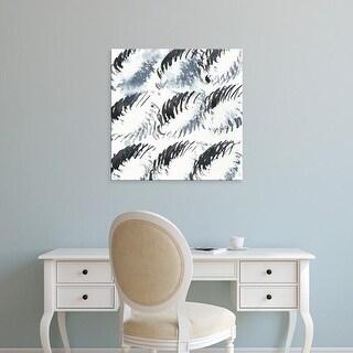 Easy Art Prints Chariklia Zarris's 'Stylus III' Premium Canvas Art