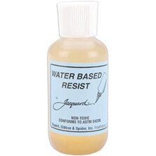 Clear - Jacquard Water-Based Resist 2.25Oz
