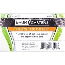 "3.5""X2"" - Business Card Magnets 25/Pkg"