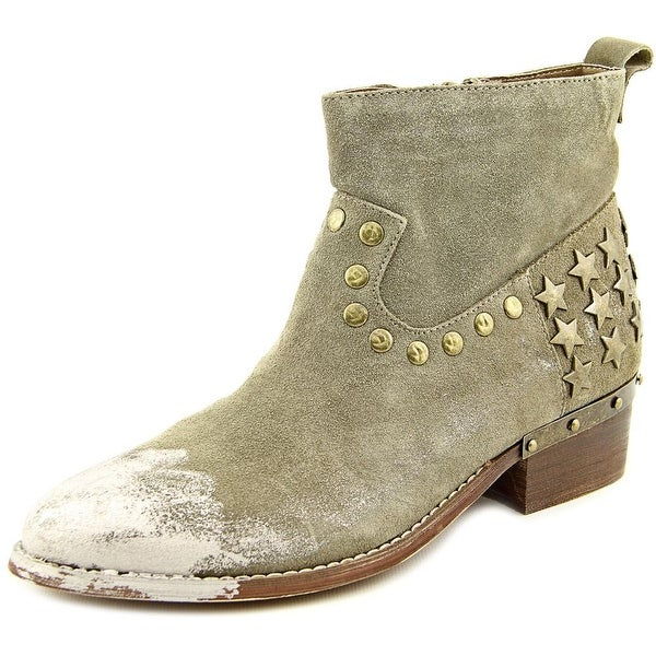 Coconuts By Matisse Paladin Women Round Toe Suede Ankle Boot
