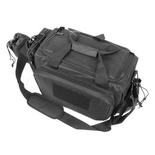 VISM® by NcSTAR® Competition Range Bag - Black
