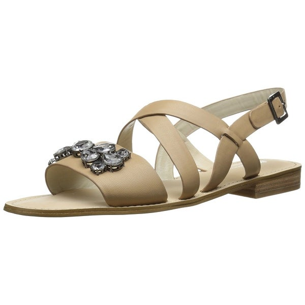 BCBGeneration Womens remmy Open Toe Casual Ankle Strap Sandals