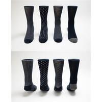 DDI 2124789 Men's Dress Socks - Size 10-13 Case of 192