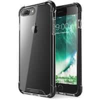 i-Blason-iPhone 7 Plus Case-Shockproof Protective Case-Black
