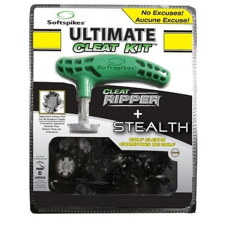 Softspikes Ultimate Cleat Kit - Stealth