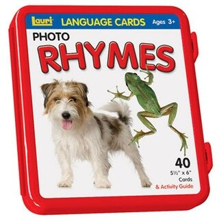 Patch Products 977 Language Cards - Rhymes