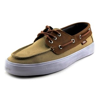 Vans Chauffeur Round Toe Canvas Sneakers