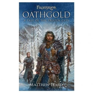Osprey Publishing OSPFGV010 Frostgrave & Oathgold Novel Game