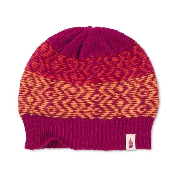9b7c3935790 Shop The North Face Womens Tribe N True Beanie Hat Knit Beanie Multi ...