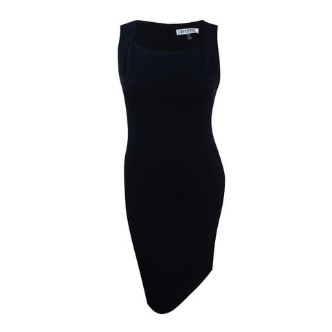 Kasper Women's Sleeveless Sheath Dress