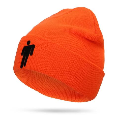 Unisex Knitted Pullover Hip Hop Hat