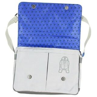 Disney Star Wars R2-D2 Nylon Messenger Bag