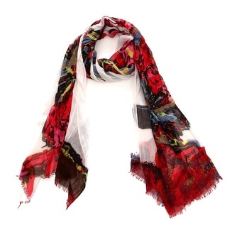 Link to Richie House Women's Living Color Scarf - Multicolored - Standard Similar Items in Scarves & Wraps
