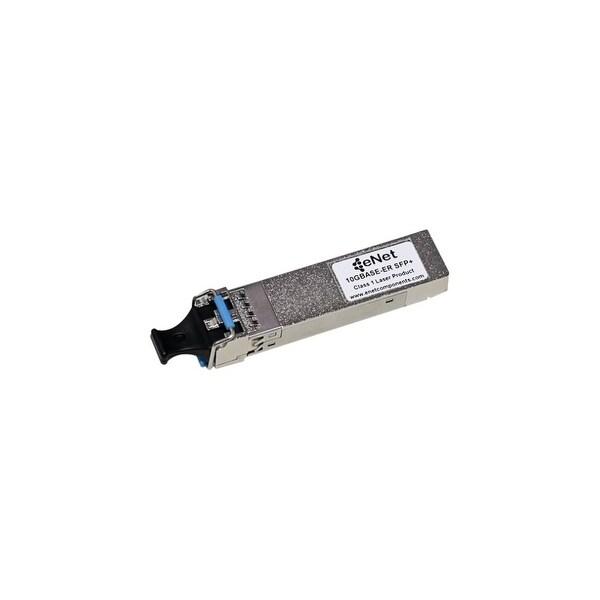 ENET 10G-XFP-ER-ENC Brocade 10G-XFP-ER Compatible 10GBASE-ER XFP 1550nm 40km DOM Duplex LC SMF 100% Tested Lifetime Warranty