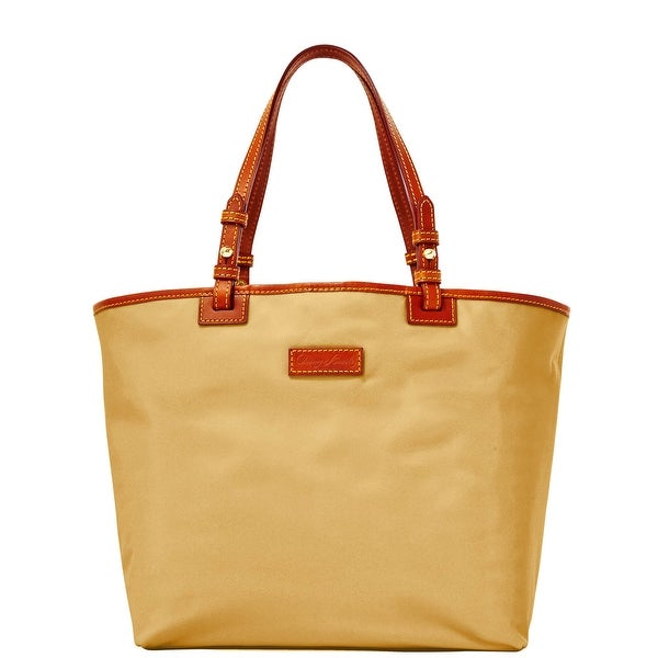 Dooney & Bourke Nylon Lee Tote (Introduced by Dooney & Bourke at $168 in Sep 2016) - Bone
