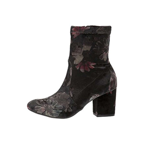 Report Womens Roy Almond Toe Ankle Fashion Boots - 6.5
