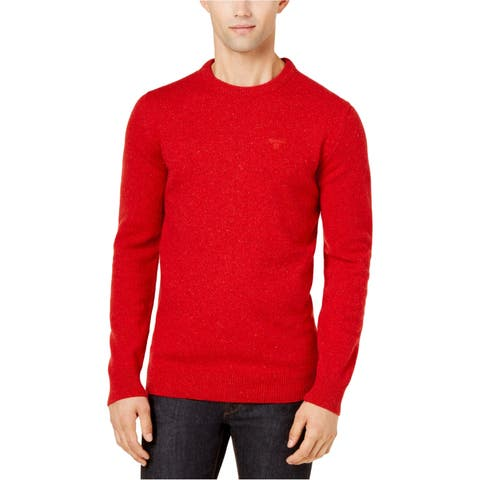 Barbour Mens Tisbury Pullover Sweater