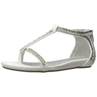Kenneth Cole Reaction Womens lost you Split Toe Casual Gladiator Sandals